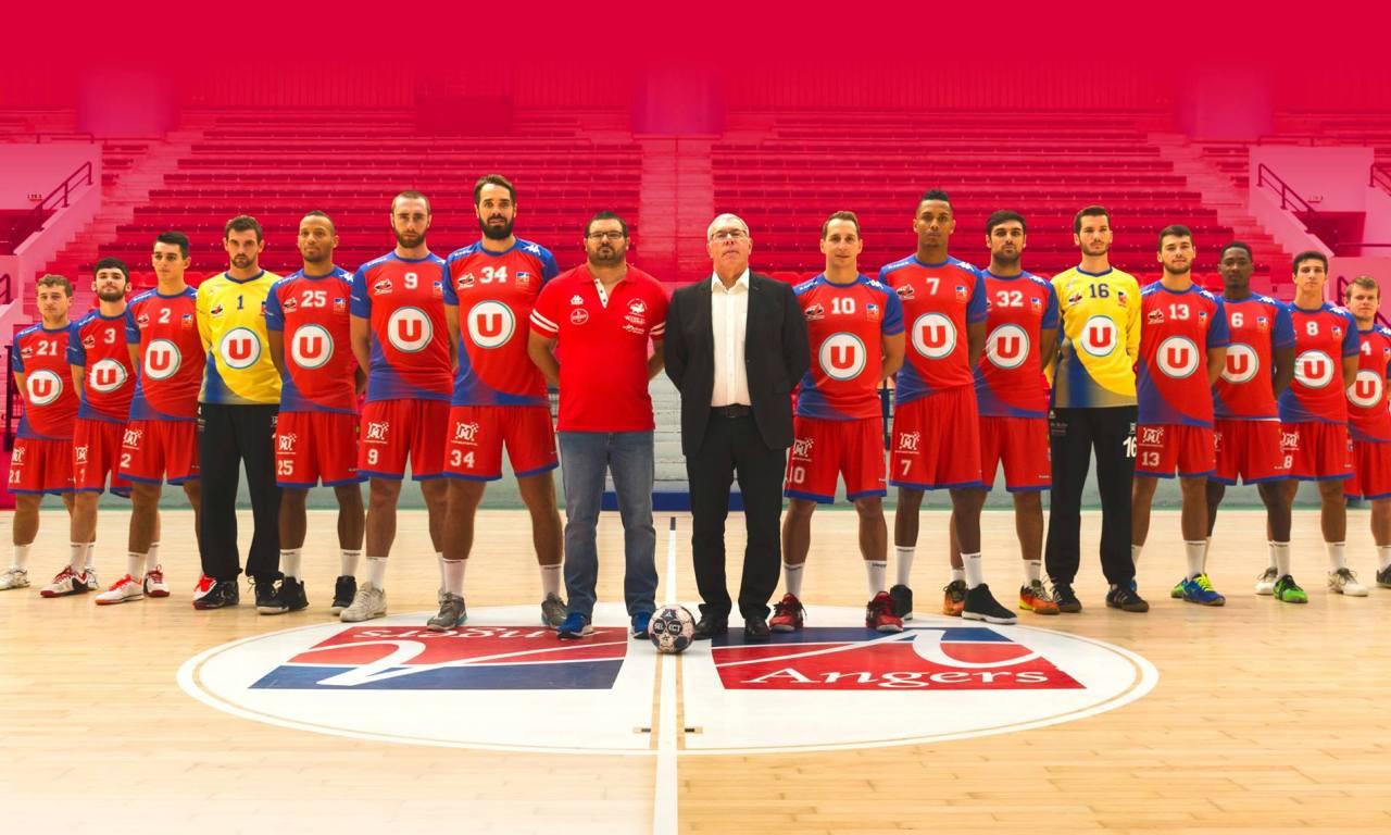 N1M (play-offs / 2e journée) : Angers-Noyant doit retrouver son handball face à Strasbourg.