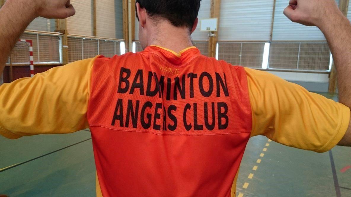 """Le Badminton Angers Club lance son opération """"Les 24h du bad""""."""
