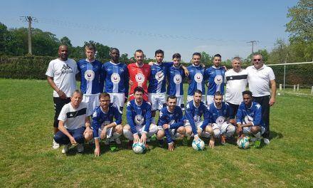 D2 (19e journée) : Malgré le match nul Angers NDC (b) fait une bonne opération à Sainte-Gemmes-d'Andigné (1-1).