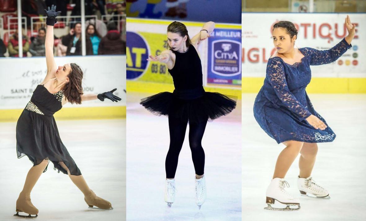 Quelques dates à retenir pour les jeunes patineuses de l'ASGA Danse sur glace !
