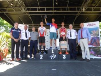 Taibi ES SAID s'est imposé facilement sur le semi-marathon et a remporté le titre de champion de France.