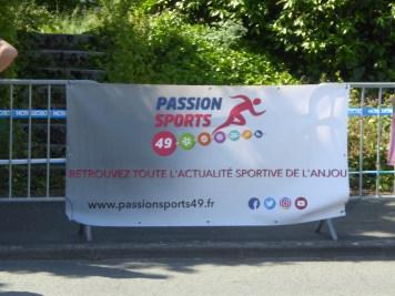 Passion Sports 49 était partenaire de l'événément.