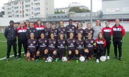 Le bilan de la saison est positif pour les seniors féminines du SO Cholet.