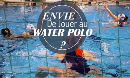Angers Natation Water-Polo ouvre ses portes.