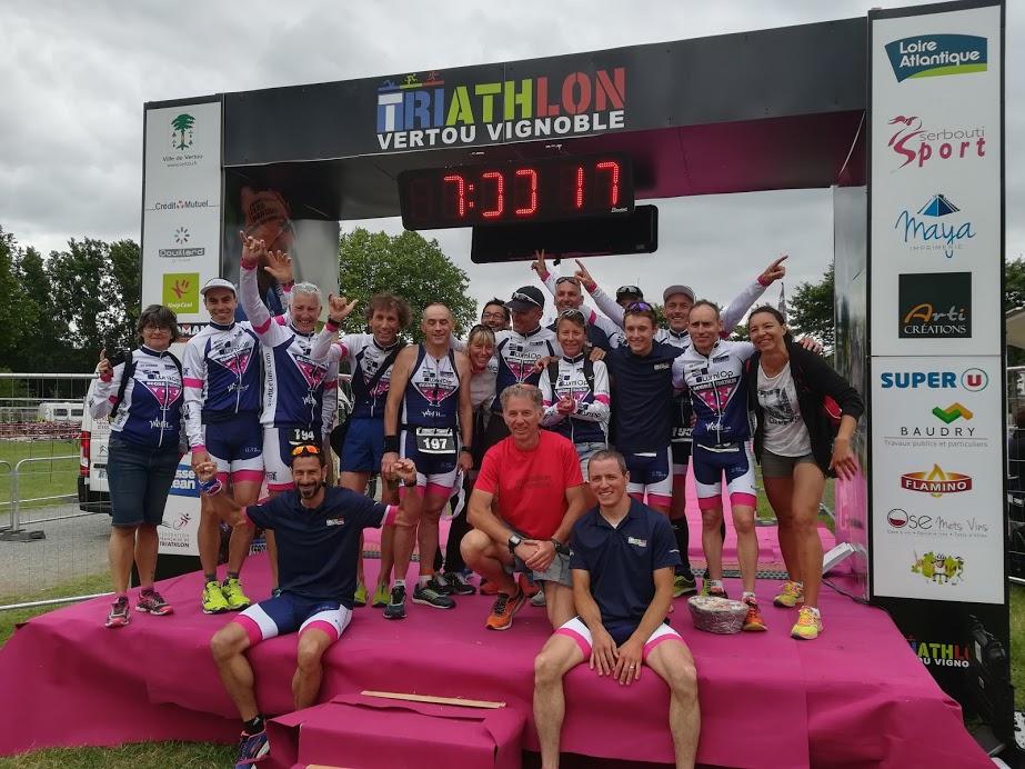 Finishers sur Triathlon Half Ironman : Ils l'ont fait !