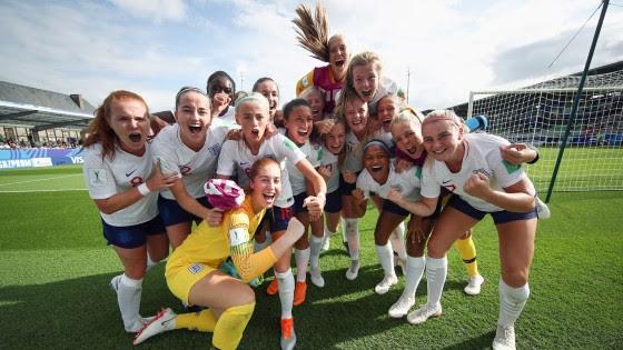 Coupe du monde féminine U20 : La France est à une marche de la finale.