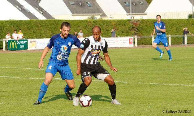 National 3 (1ère journée) : Mené au score, Angers SCO (b) a su réagir en s'important à Sablé (2-1).