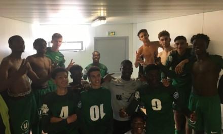 Régional 1 U19 : La Vaillante s'est fait peur en fin de match à Changé (4-3).