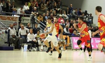 NM1 (2e journée) : L'Étoile Angers Basket est passée au travers de son match face à Tarbes (73-83).