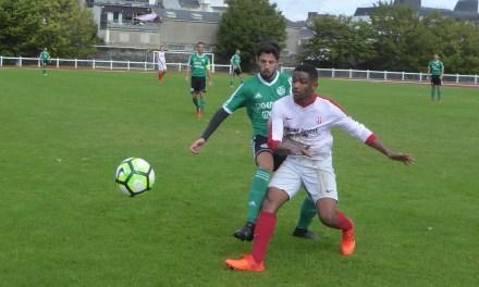 R3 (2e journée) : L'Intrépide d'Angers domine une faible équipe de Rouillon (3-1).