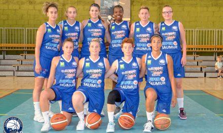 Les filles du Saumur Loire Basket 49, tout de suite dans le vif du sujet pour le premier match de championnat, ce samedi.