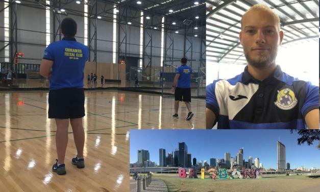 Karl SORIN : Je vis une aventure australienne extraordinaire !