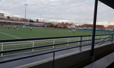 R3 (7e journée) : Une victoire longue à se dessiner pour le Cholet FCPC face à la Roche-sur-Yon VF (c) (2-0).