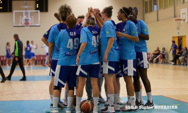 Les joueuses du Saumur Loire Basket 49 de nouveau en déplacement ce samedi, à Carmaux.