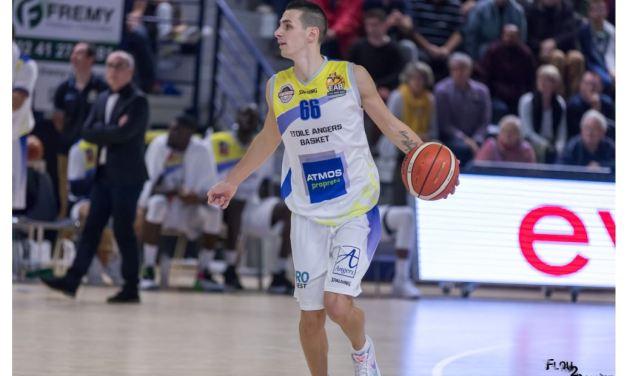 N1 (13e journée) : L'Étoile Angers Basket veut perdurer sur sa dynamique face à la Charité.