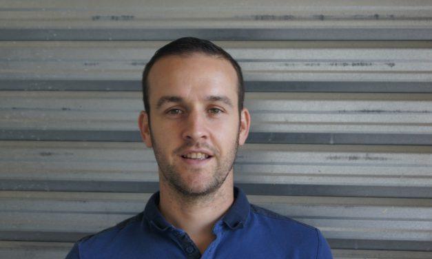 Guillaume GUEMAS : J'essaie d'apporter mon expérience aux plus jeunes.