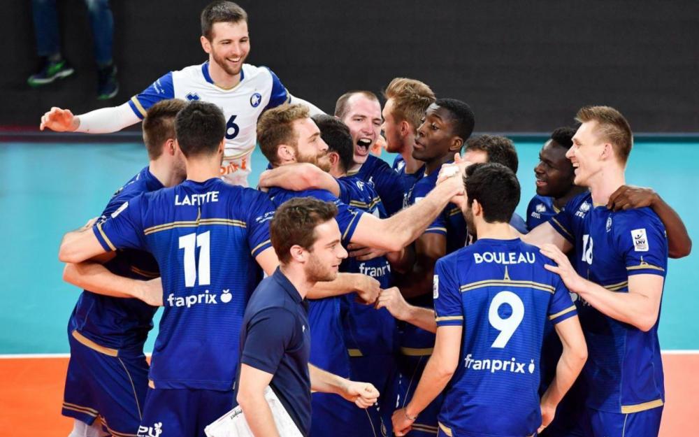 En ayant survolé la saison régulière, le Paris Volley sera le grand favori des play-offs de Ligue B !