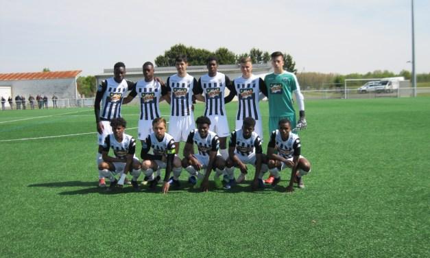 National U19 (21e journée) : Match maîtrisé d'Angers SCO face à Châteauroux (3-0).