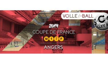 Poule finale M17 Féminine à Angers !