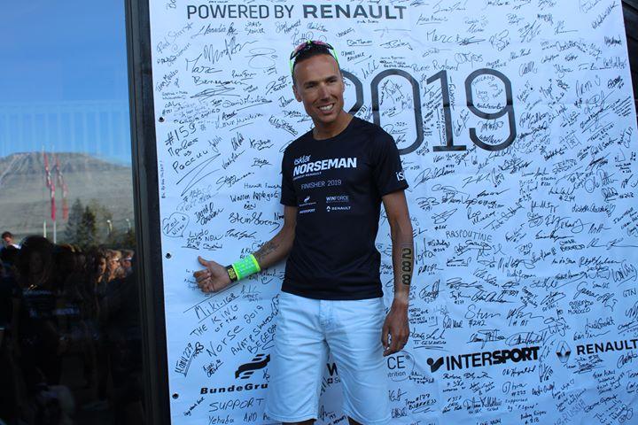 Ludovic LEVÊQUE : Norseman Xtreme est le plus mythique des Triathlons !