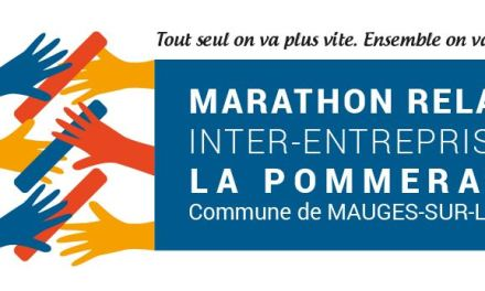 Marathon Relais Inter-Entreprises à la Pommeraye.