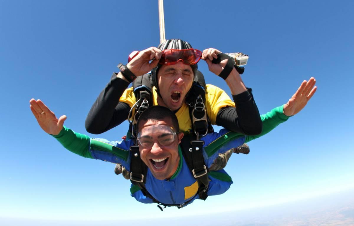 Baptême en parachute en tandem : comment s'y préparer ?