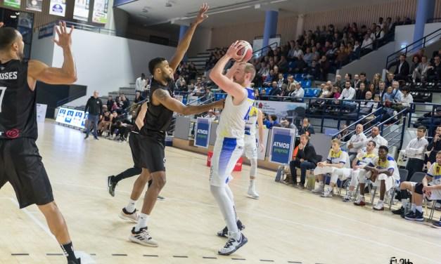 NM1 (J6) : Victoire dans la douleur de l'Etoile Angers Basket face à Vanves.
