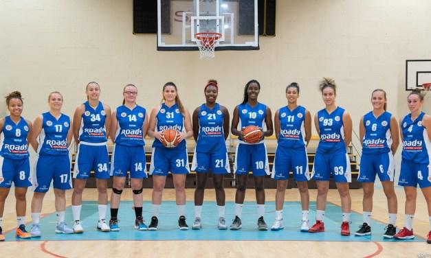 Les filles du Saumur Loire Basket 49 accueillent Carmaux, ce samedi.