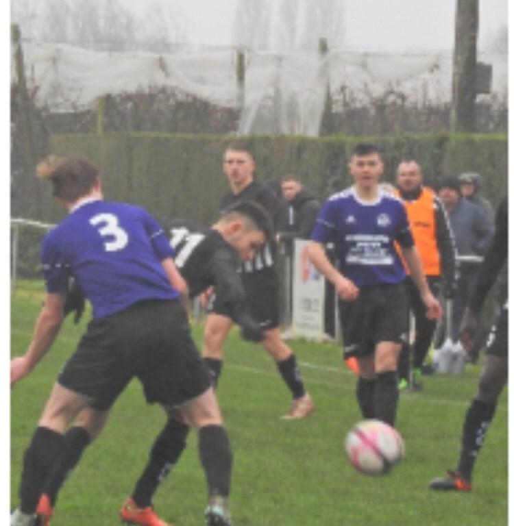 D1 (B) : Liré-Drain renversé en fin de match lors du derby