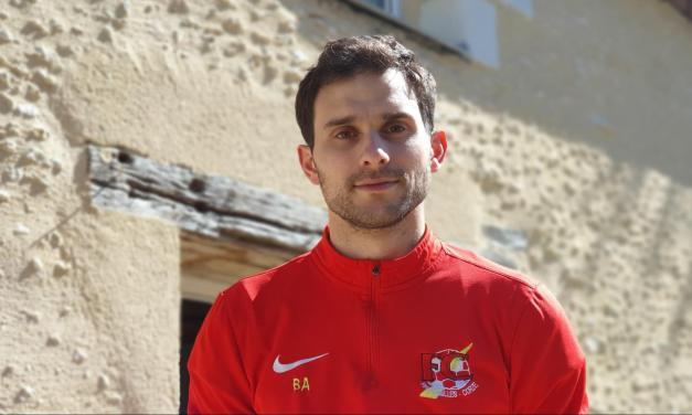 Benjamin ALLARD : Notre finale de coupe de l'Anjou et notre montée en R3 resteront de grands souvenirs.