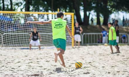 Arrêt définitif de la Coupe du National Beach Soccer pour la saison 2019/2020.