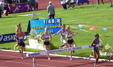 Les Championnats de France d'athlétisme Élite 2021 auront lieu à Angers les 26 et 27 juin.