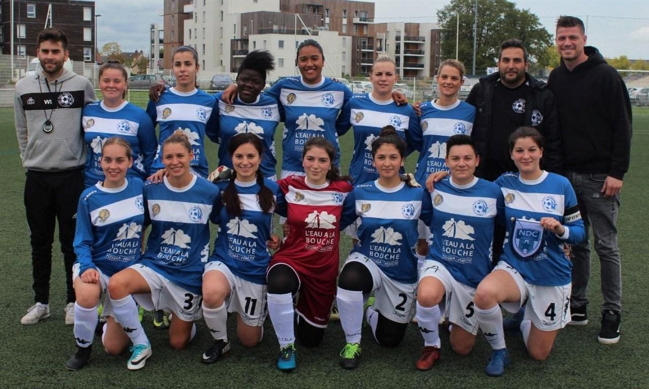 William LE DANTEC : Angers NDC est un club en plein essor et qui ne cesse de se développer.