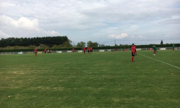 CPL (T2) : Angers SCA a offert la qualification à Mazé (2-1).
