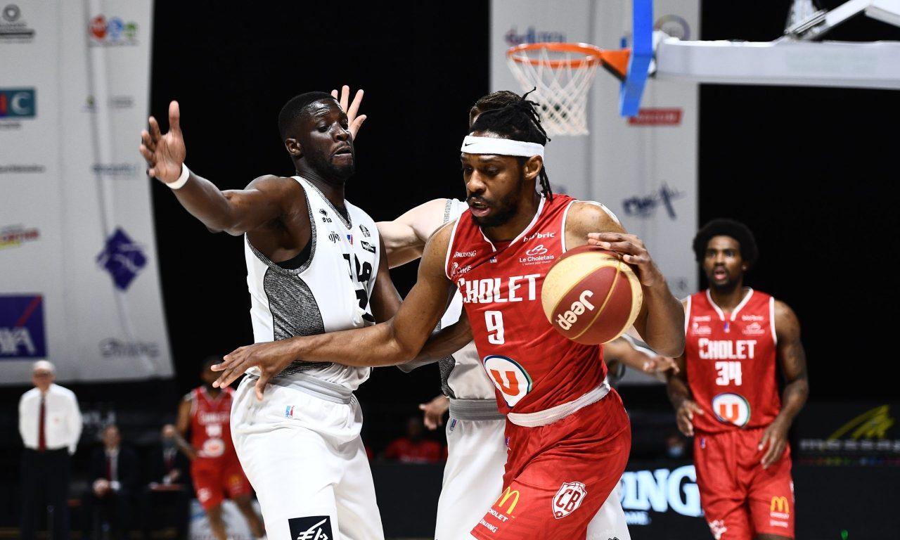Dijon – Cholet : 89-81. A domicile, Dijon impose sa loi contre le CB.