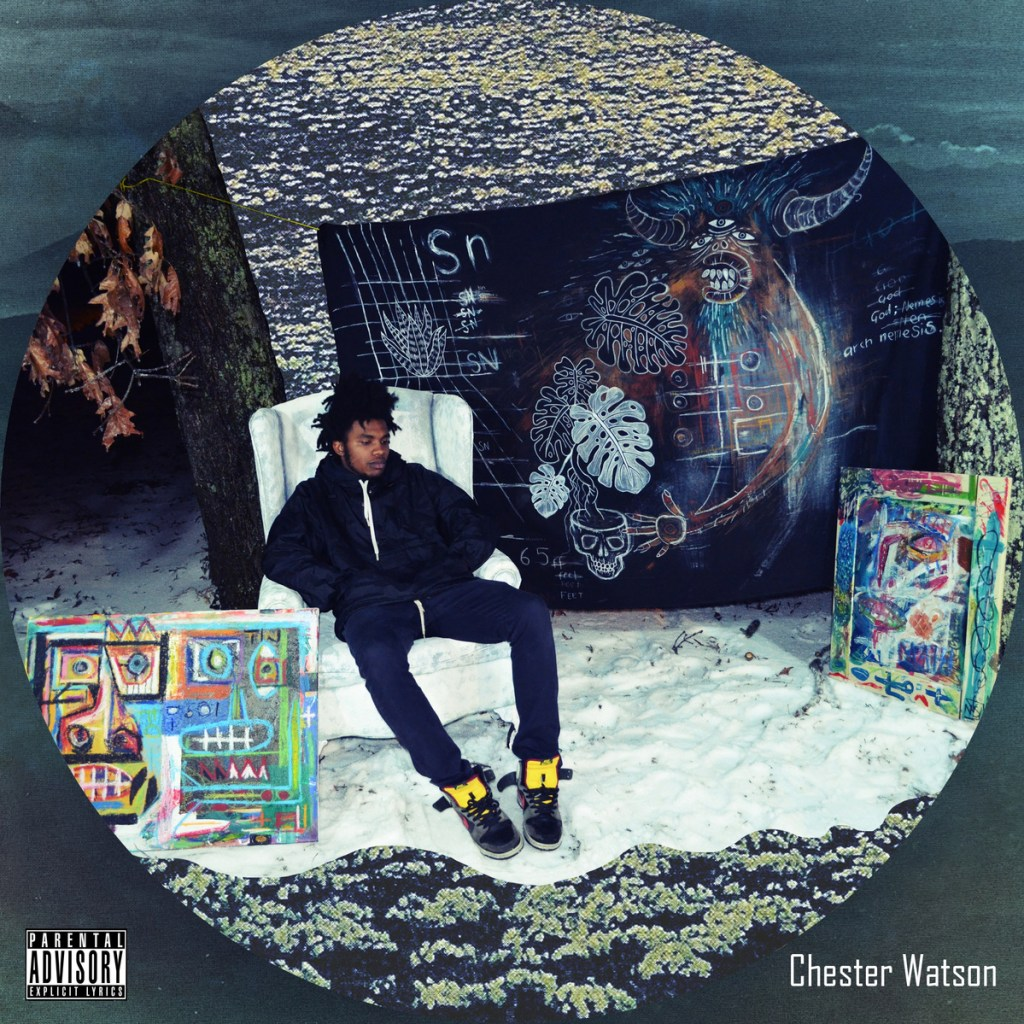Chester Watson - Tin Wooki
