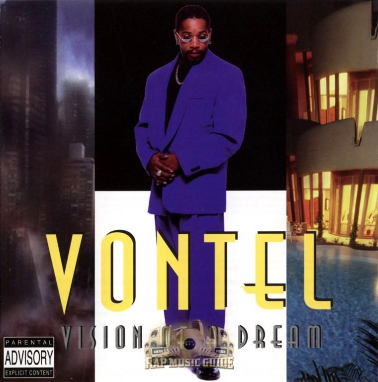 Vontel - Vision of a Dream (Cover)F