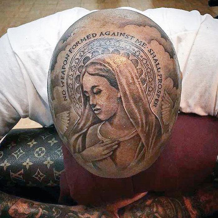 YG-head-tattoo