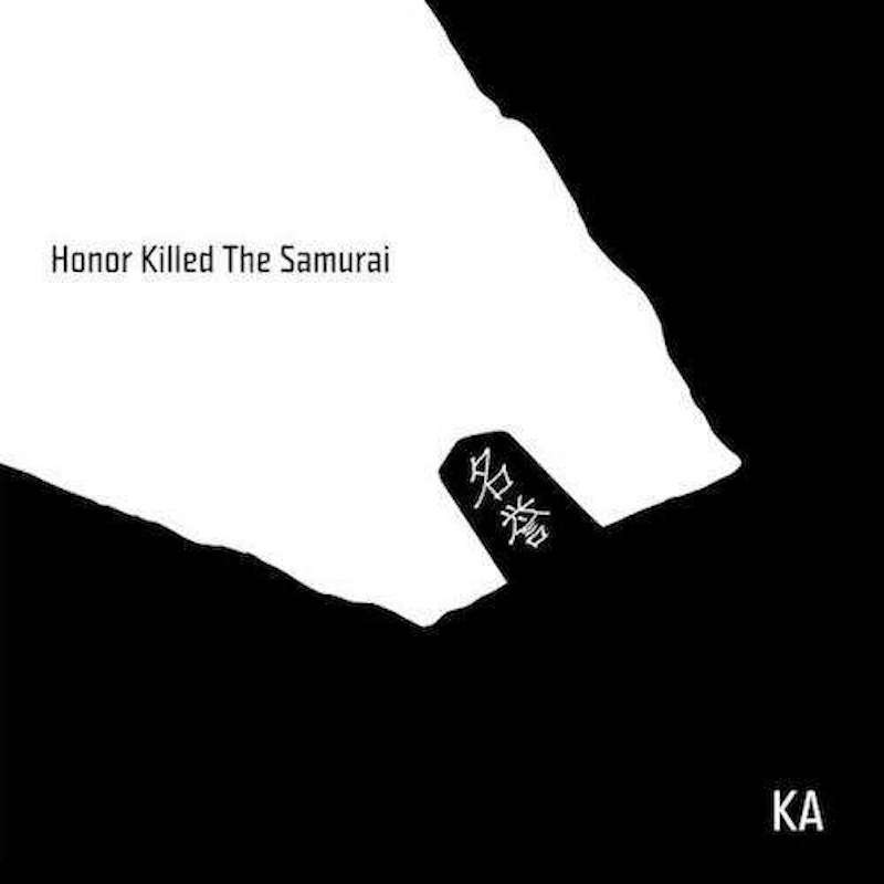 honor killed the samurai