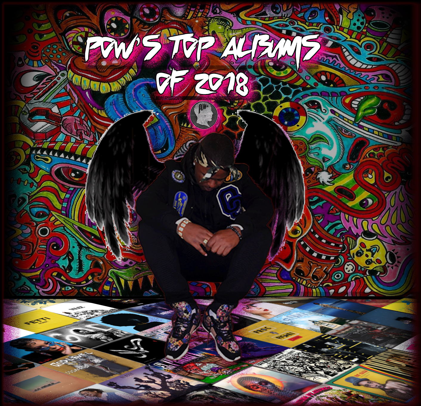 11e1a6685e8 The POW Best Albums of 2018 | Passion of the Weiss