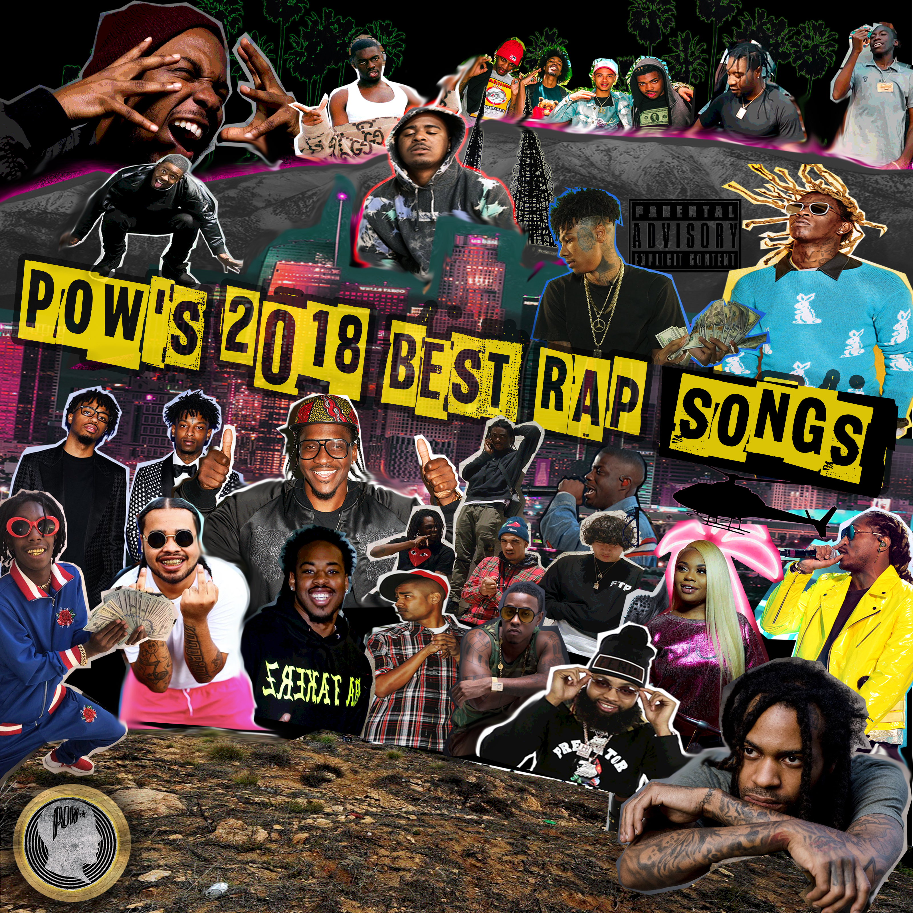 The POW Best Rap Songs of 2018 | Passion of the Weiss
