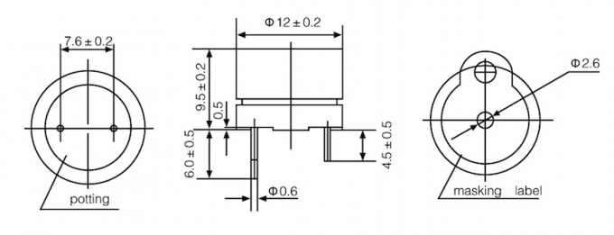 detector for magnetic transducer