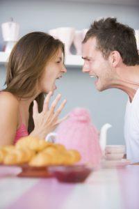 passive aggressive marriage