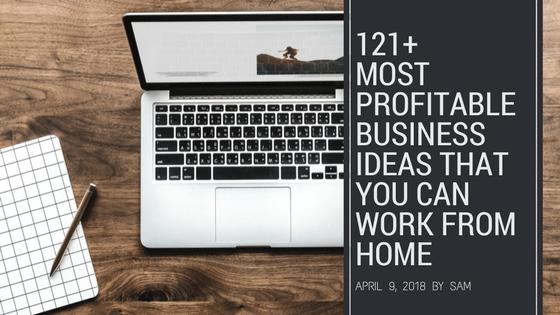 profitable business ideas 2019