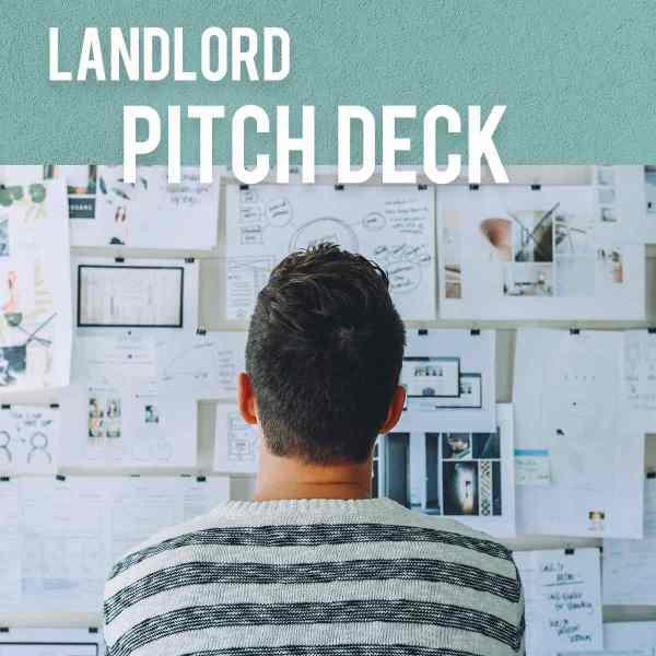 landlord pitch deck