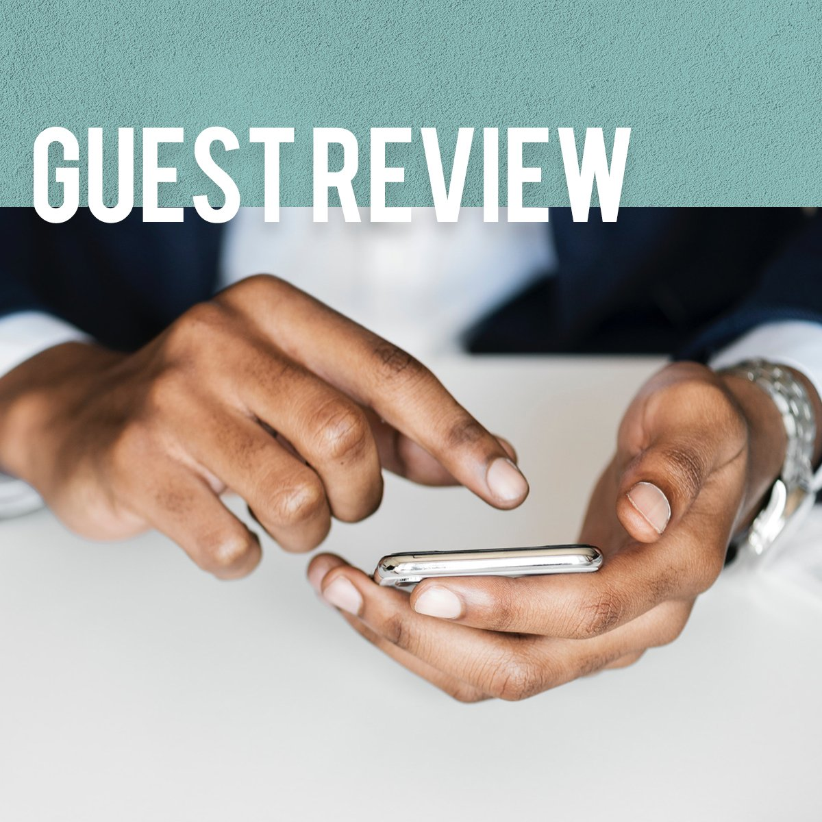 Airbnb Guest Review Template (Positive + Negative) - Passive Airbnb
