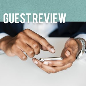 Airbnb guest review template