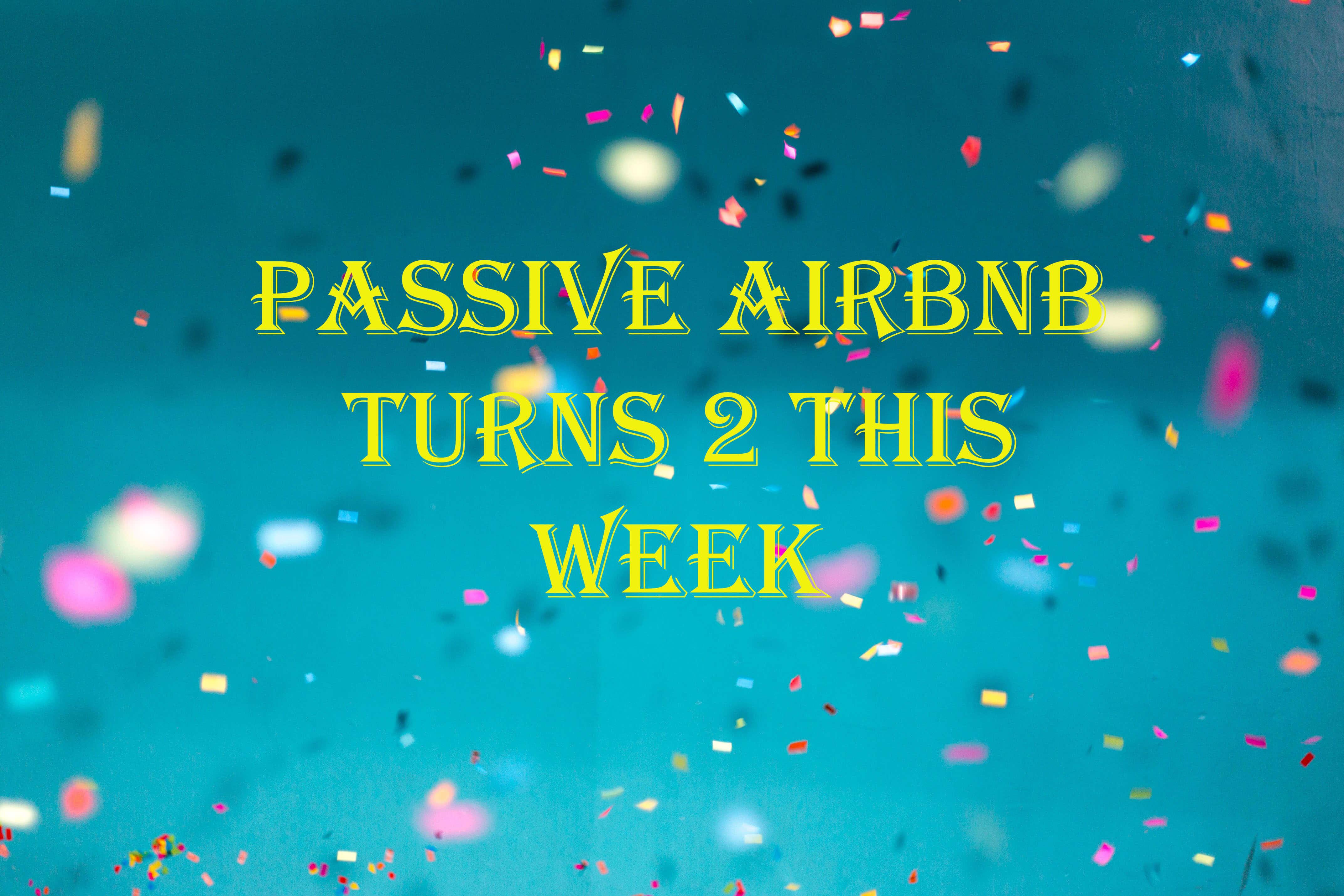Passive Airbnb