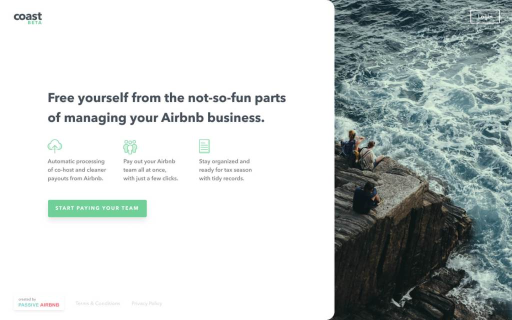 Paying out your Airbnb Team