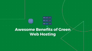 Advantage of Green Web Hosting